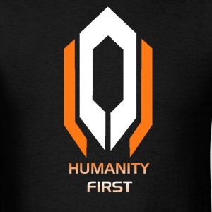 Humanity First  - Men's T-Shirt