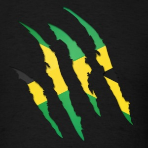 Jamaican Inside - Men's T-Shirt