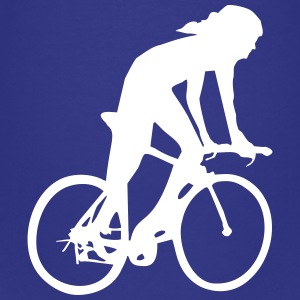 Cycling woman 1 Baby & Toddler Shirts - Toddler Premium T-Shirt