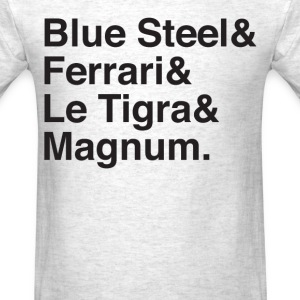 Zoolander looks T-shirt 1 - Men's T-Shirt