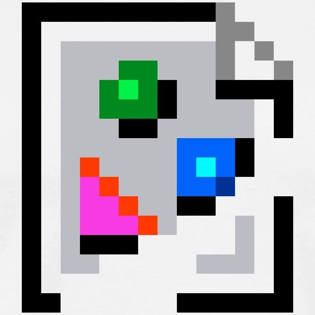 Broken Graphic / Missing Image Tee