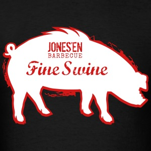 Fine Swine - Men's T-Shirt