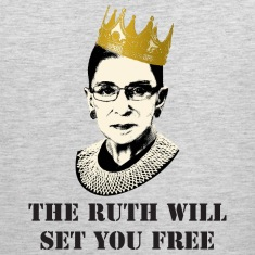 ruth will set you free Tank Tops