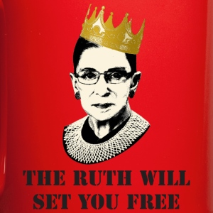 ruth will set you free Mugs & Drinkware - Full Color Mug