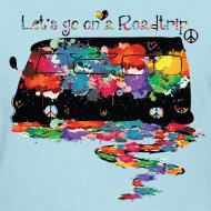 Design ~ Road trip Women's T-Shirt