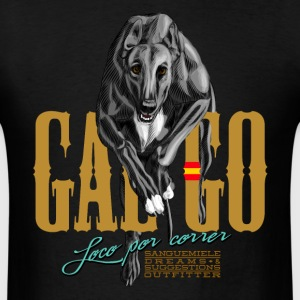galgo T-Shirts - Men's T-Shirt