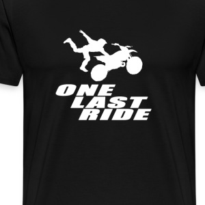 ONE LAST RIDE - Men's Premium T-Shirt