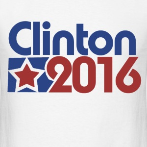 Clinton 2016 - Men's T-Shirt