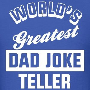 Dad Jokes T-Shirts - Men's T-Shirt