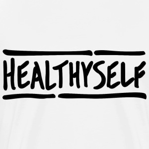 HealThySelf - Men's Premium T-Shirt