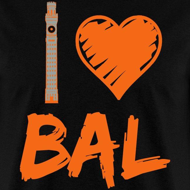 I (Bromo Tower) Love Baltimore