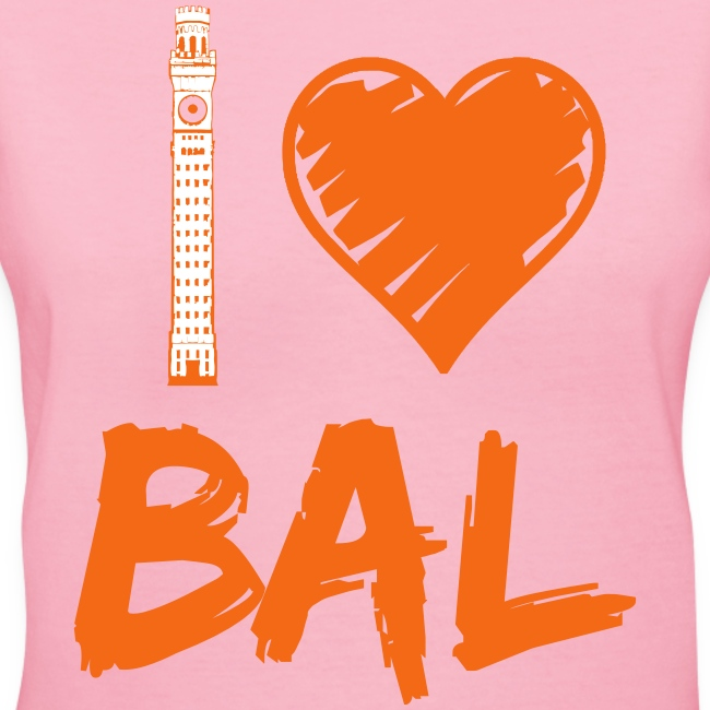 I (Bromo Tower) Love Baltimore