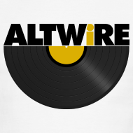 Design ~ AltWire Vinyl Ringer (Men's)