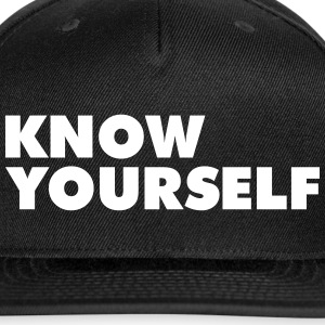 Know Yourself Sportswear - Snap-back Baseball Cap