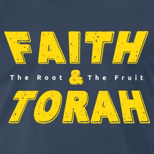 Faith And Torah T-Shirts - Men's Premium T-Shirt