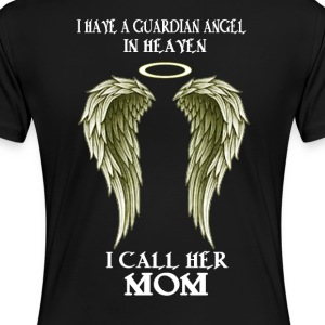 I have a Guardian Angel - I call her MOM - Women's Premium T-Shirt