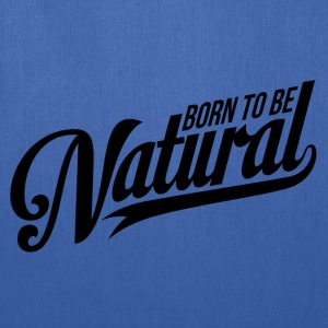 Born Natural Vintage Logo Bags & backpacks - Tote Bag