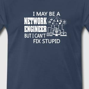 Network Engineer  - Men's Premium T-Shirt