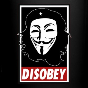 Anonymous Disobey Che Mugs & Drinkware - Full Color Mug