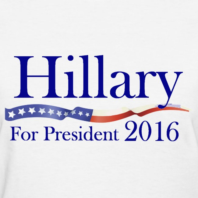 Hillary Clinton for President (Campaign 2016)