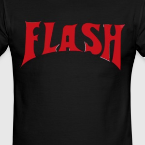 Flash Gordon T-shirt - Men's Ringer T-Shirt
