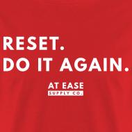 Design ~ Reset.