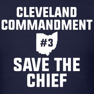 Cleveland Commandment #3 T-Shirts - Men's T-Shirt