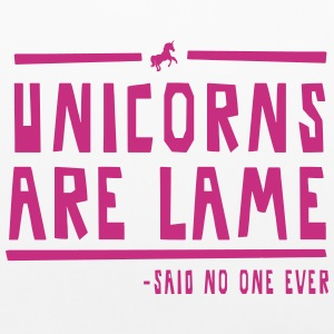 Unicorns are lame - Pillowcase