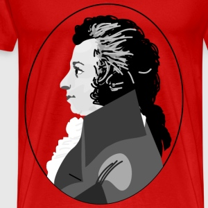 Mozart - Men's Premium T-Shirt