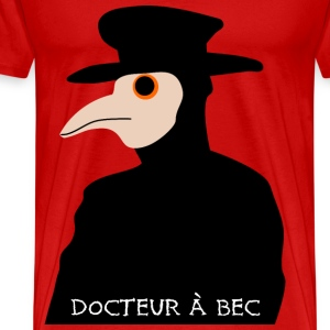 Plague doctor - Men's Premium T-Shirt