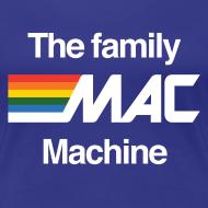 Design ~ MAC Machine Women's Shirt