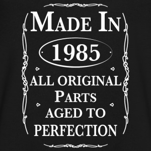 made in 1985 birthday T-Shirts - Men's V-Neck T-Shirt by Canvas