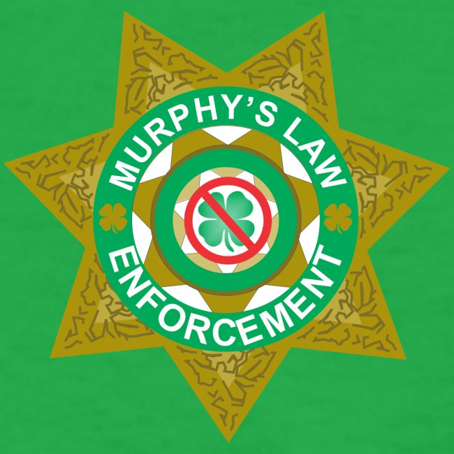 Murphy's Law Enforcement f St. Paddy's