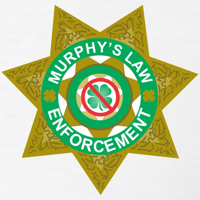 Murphy's Law Enforcement St. Paddy's