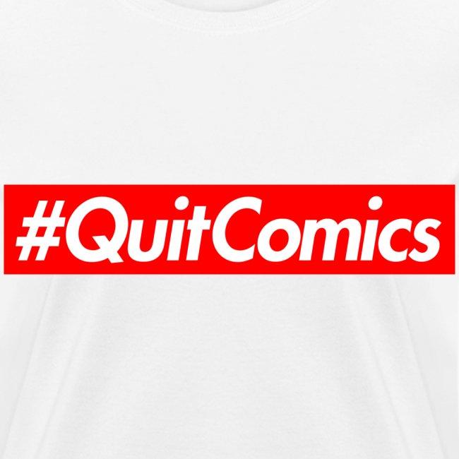 #QUITCOMICS (for the ladies)
