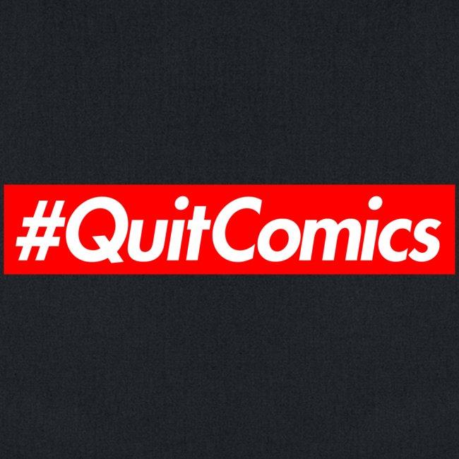 #QuitComics (for items)
