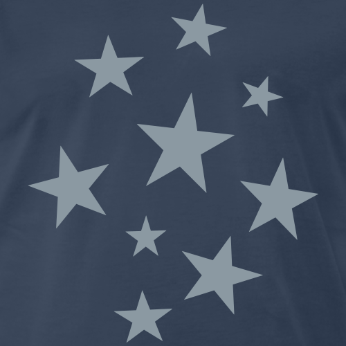 Stars Party Design (Silver)