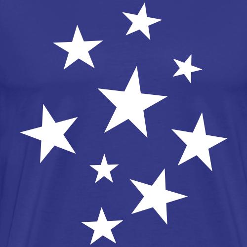 Stars Party Design (White)