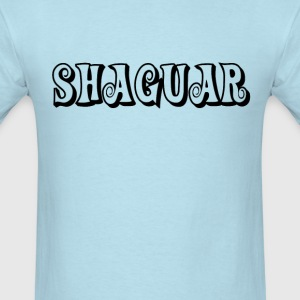 Shaguar T-shirt (1) - Men's T-Shirt