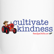 Design ~ Cultivate Kindness Travel Mug