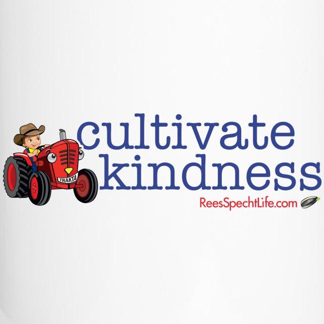Cultivate Kindness Travel Mug