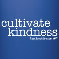 Design ~ Cultivate Kindness White Logo Color Mug