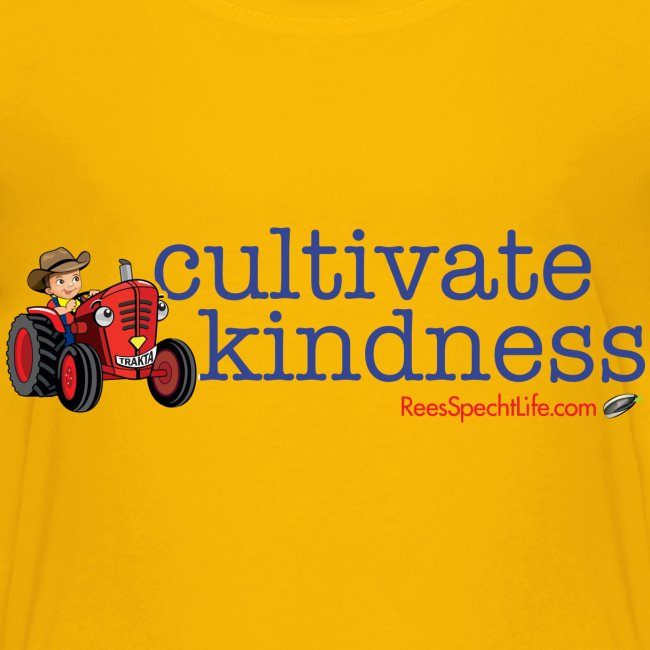 Cultivate Kindness Kid's shirt