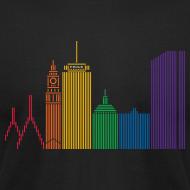 Design ~ Boston Pride Jack'd T