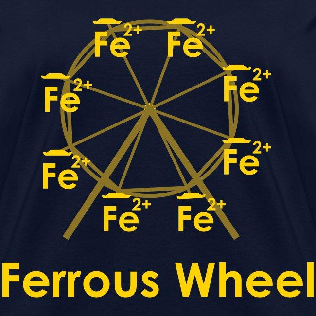 Ferrous Wheel Text