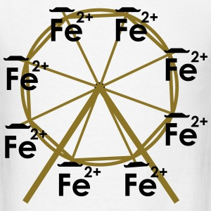 Ferrous Wheel (no text) T-Shirts - Men's T-Shirt