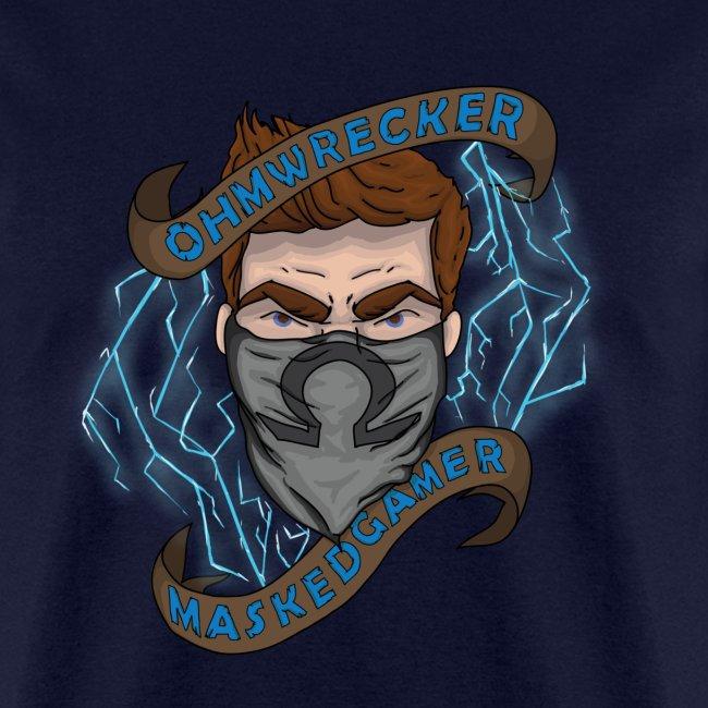 Official Masked Gamer Men's Tee
