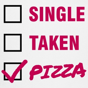 Single / Taken / Pizza - Funny & Cool Statment Caps - Trucker Cap