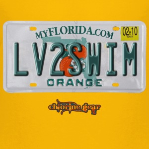 FL license plate  Kids' Shirts - Kids' Premium T-Shirt