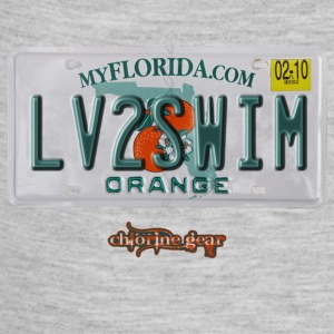 FL license plate  Baby & Toddler Shirts - Baby Contrast One Piece